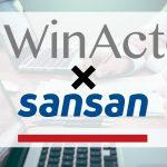 WinActor × Sansan 人事異動情報を自動でメール配信してみた